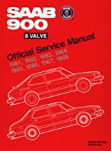 SAAB 900 8 Valve Official Service Manual: 1981-1988