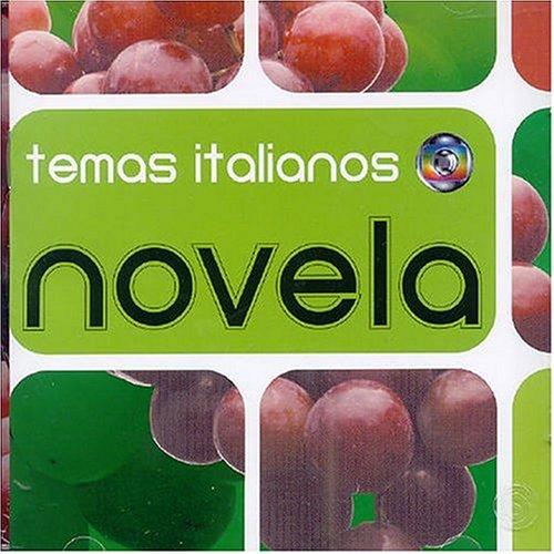 Temas Italianos de Novelas [CD]