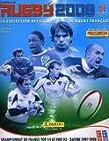 Rugby 2008 - Championnat TOP 14 ET PRO D2 - Album stickers Panini