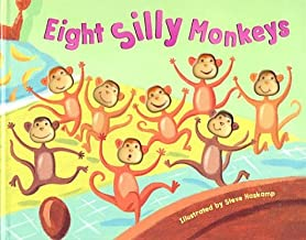 8 little monkeys