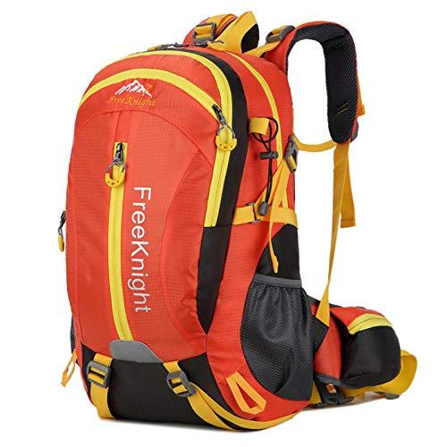 Trekking Randonnée Camping pour Homme Femme Sac à Dos de Voyage en Plein air de 60 litres pour Sac d'alpinisme de Grande capacité, Sac à Dos de Voyage pour Hommes et Femmes