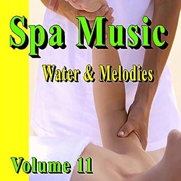Spa Music (Water & Melodies) Volume 11