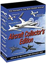 Aircraft Collector's Edition: add-on for Microsoft Flight Simulator 2002