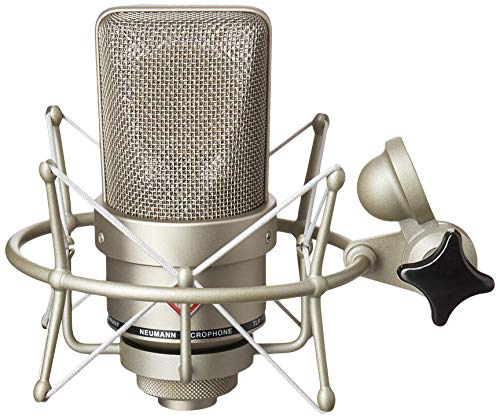 Neumann TLM 103 Large-Diaphragm Condenser Microphone (Mono Set, Nickel)