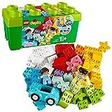 LEGO DUPLO Classic - Caja de Ladrillos, Juguete de Construcción Educativo, Incluye Bloques de Construcción de Colores...