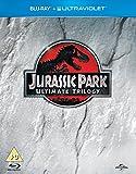 Jurassic Park Trilogy [Reino Unido] [Blu-ray]