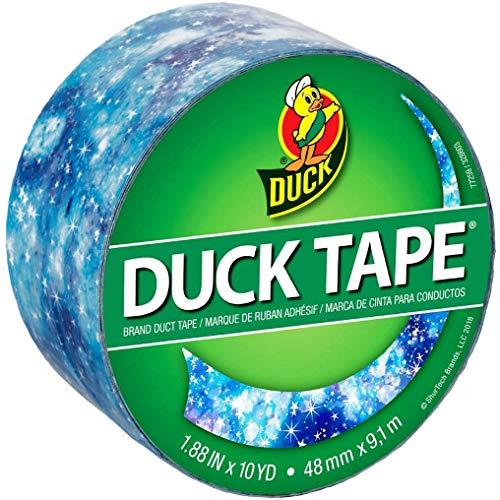 ShurTech Starry Galaxy Duck Tape 1.88'X10yd