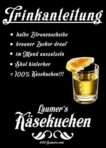 Käsekuchen-Likör, 1,0 ltr. Glasflasche - 4
