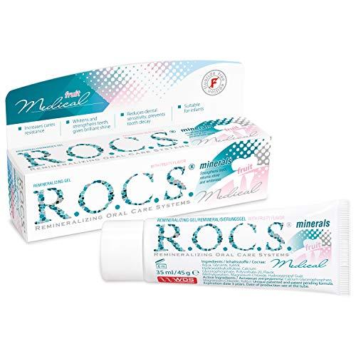 R.O.C.S. Gel Medical Minerals Fruit 45g