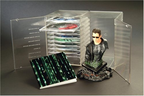 New color The Ultimate Matrix Collection Collector's Long Beach Mall - Set: