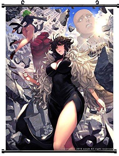 One Punch Man Fubuki Tatsumaki Wallscroll Poster Art Print Bider Print 40 60cm