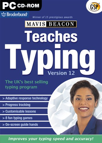 GSP Mavis Beacon Teaches Typing Version 12
