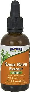 NOW Supplements, Kava Kava Liquid Extract, 2-Ounce