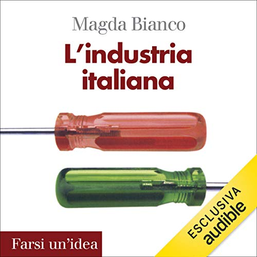 L'industria italiana cover art