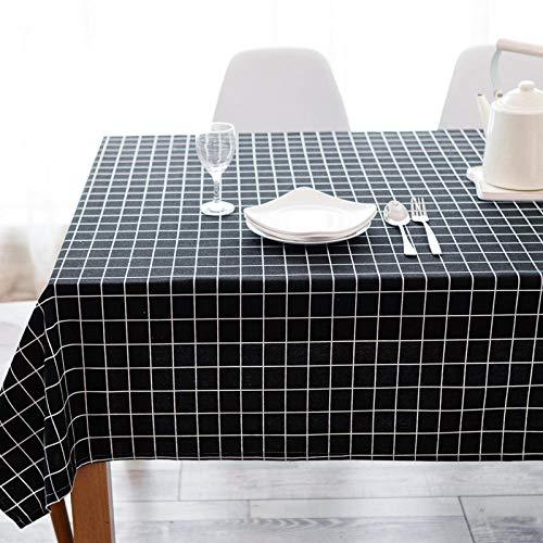 AdorabTable Manteles Mantel de Mesa Tablecloths Imitación de Algodón