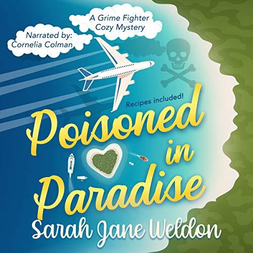 Poisoned in Paradise cover art