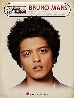 Bruno Mars: E-Z Play Today Volume 193