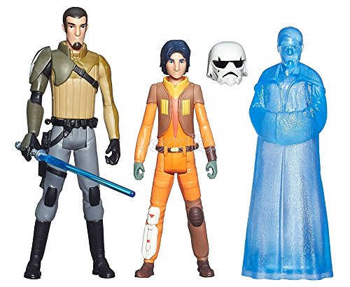 Hasbro Star Wars - Pack Jedi Rebel