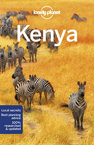 Lonely Planet Kenya (Country Guide)