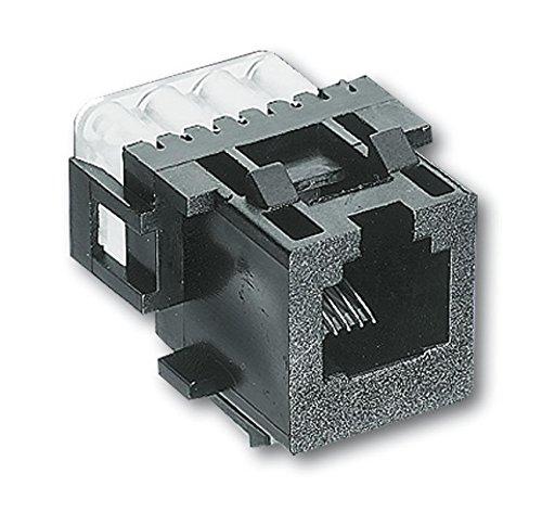 Busch-Jaeger 210 modulaire jack-aansluiting, 6-polig