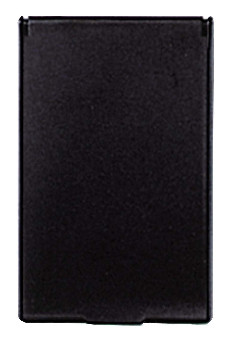 ビブレ 角型 コンパクトミラー S ブラック Y-3572