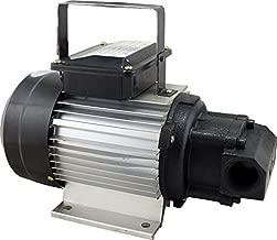 Duda Diesel YTG-70-750w Motor Oil Pump, 110V/120V, 750W, Wvo Wmo Grease Vegetable Lubricating, 18.5 GPM Maximum Flow Rate, Stainless Steel