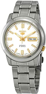 Seiko Casual Watch For Men Analog Stainless Steel - SNKK07J1