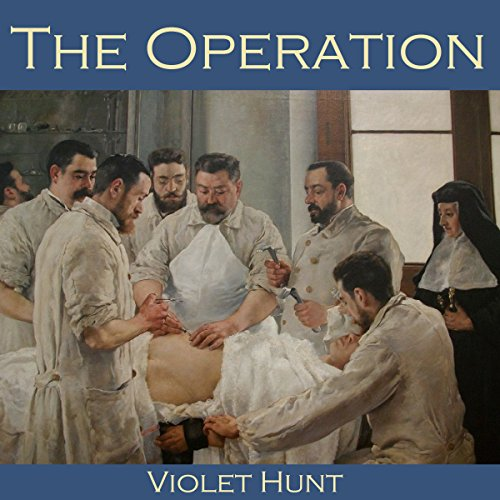 The Operation audiobook cover art