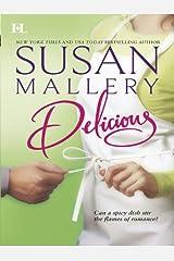 Delicious (The Buchanans Saga Book 1) Kindle Edition