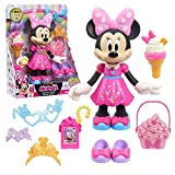 Disney Junior Sweets & Treats Minnie Mouse 10-Inch Doll