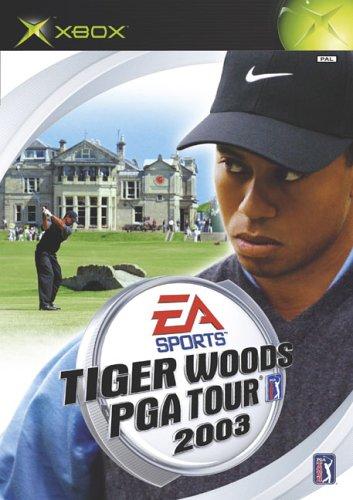 Tiger Woods PGA tour 2003 xbox original console #retrogaming freeUKpost