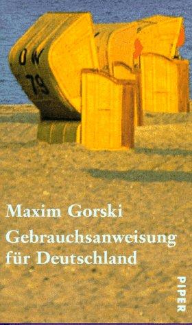 Gebrauchsanweisung fuer Deutschland