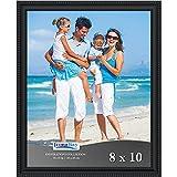 Icona Bay 8x10 Black Picture Frame...