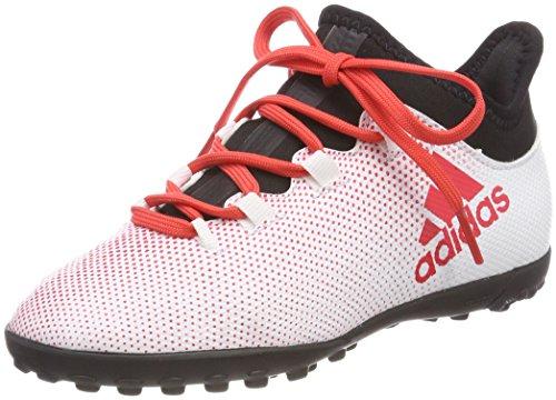 Adidas X Tango 17.3 TF J, Botas de fútbol Unisex niño, Gris (Gris/Correa/Negbas 000), 31 EU