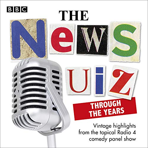 The News Quiz: Through the Years cover art