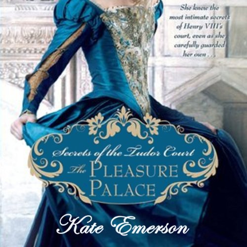 The Pleasure Palace audiobook cover art