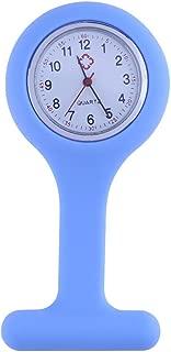 Everpert Nurses Watch Fob Silicone Strap Medical Hospital Nurse Watch
