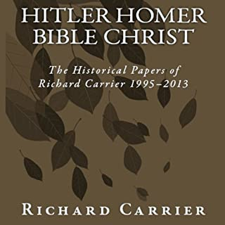 Hitler Homer Bible Christ cover art