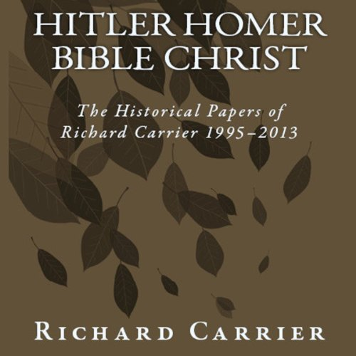 Hitler Homer Bible Christ Titelbild