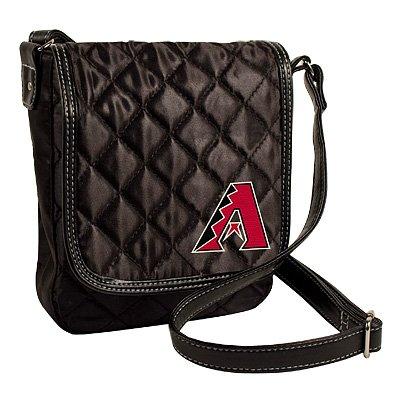 Arizona Dbacks Diamondbacks Licensed Quilted Purse Handbag
