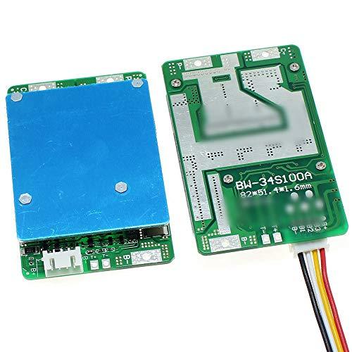 3 String 12V Dauerstrom 100A Lithiumbatterie Schutzplatine Wechselrichter Auto Start Power Board gewidmet YUMUYMEY