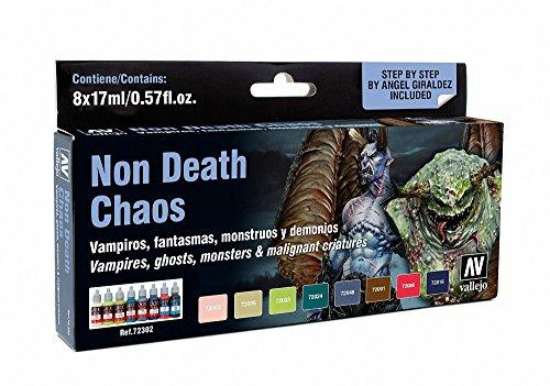 Game Color Set - Non Dead Choas - VAL72302