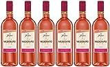 Mederaño Rosado Wein 1 l l Cuvée l halbtrocken l