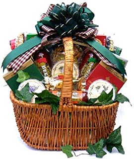 Gift Basket Village A Cut Above Cheese and Sausage Gift Basket