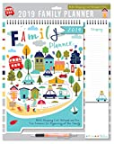 2016 Calendars Family Planners Review and Comparison