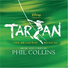 phil collins tarzan the broadway musical