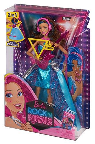 Barbie Rock N Royals 2 Mini Figures