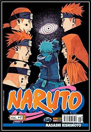 Naruto - Volume 45