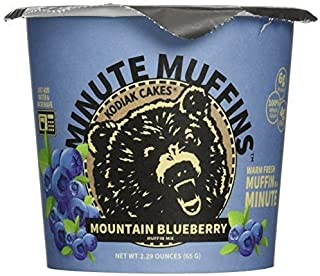 Kodiak Cakes Minute Muffins Mountain Blueberry (2-Pack)