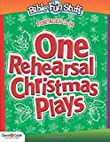 One Rehearsal Christmas Plays (Bible Funstuff)